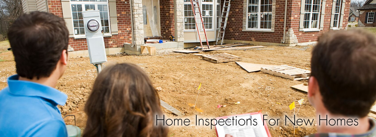 Home inspection necessary for new construction for New home construction inspection
